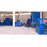 Hot Rolling Non-woven Fabric Production Line thumbnail image