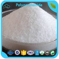 400 -1000 Myriad Molecular Weigh  Cationic / Anionic Flocculant Polyacrylamide PAM For Water Treatme thumbnail image