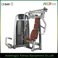 Commercial Grade Gym Fitness Equipment/Sport exercise machine/A001 Chest Press thumbnail image