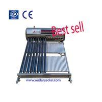 Low Pressure SOLAR Water Heating