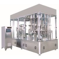 Doypak filling machine