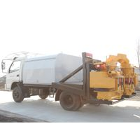 Truck-mounted shotcrete machine with automatic feeding system 7002 thumbnail image