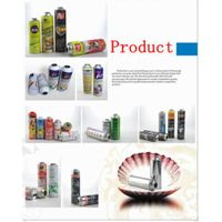 sell the aerosol can/tin can/spray paint can