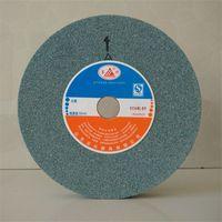 6 inch green silicon carbide grinding wheel thumbnail image