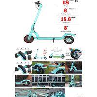 350W super power city scooter L2 thumbnail image