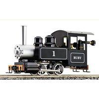 Gauge One G Scale 1/32 Live Steam Model Trains Railroad Garden Railway Steam Engine Hobby Brass RUBY