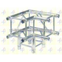 three sides corner aluminum stage truss triangle truss