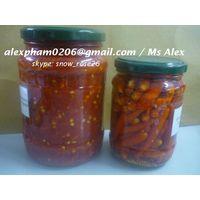 PICKLED GARLIC/ PICKLED LEEKS/ PICKLED CHILLIES/ PICKLED ONION/ RAKKYO/ PICKLED VEGETABLES in jar