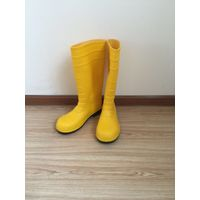China high quality and cheap mining and construction steei-toe gum boots