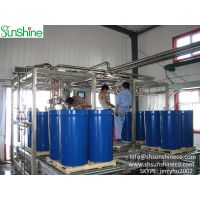 Tube-in-tube sterilizer & aseptic filling machine