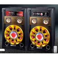 Hot Sales! Professional Type Speaker With Karaoke Loudspeaker With USB,SD,FM,RC