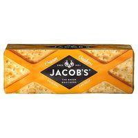 Jacobs Cream Crackers 200g thumbnail image
