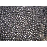 15%Cr Cast Chrome Grinding Steel Media Balls for gold ores