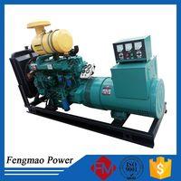 Prime power diesel generator