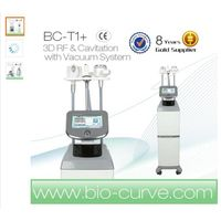 BC-T1+ 3D RF & Cavitaiton with Vacuum System Beauty Machine