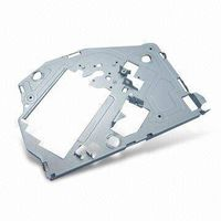 Sheet metal stamping die for automotive parts