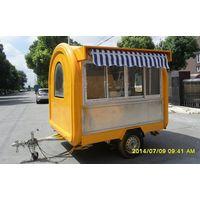 Food Truck/Mobile Food Carts/Food Van Caravan Vending machine Chinese food truck thumbnail image