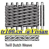 50x500mesh dutch wire mesh (TIANRUI) thumbnail image