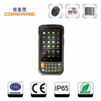 portable wireless Android phone with NFC,RFID,Barcode scanner----CFON610