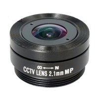 3.0 Megapixel lens fixed CS 2.1mm 2.5mm 2.8mm 4mm 6mm ... 25mm