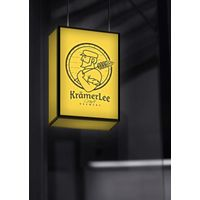 Beer promotion LED Panel_AD Panel