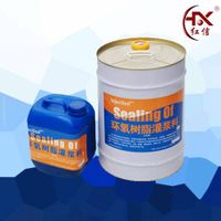 HX-619 A B Component 4:1 Epoxy Resin Flooring Grouting Material