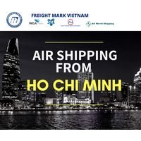 Best Air rate from Ho Chi Minh City, Vietnam to the World