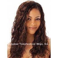 14 Inch Wavy Full Lace Human Hair Wig Free Shipping thumbnail image