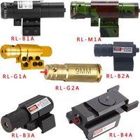 9mm Tactical Compact Pistol Shotgun Handguns Airsoft Green Laser Bore Scope Sight