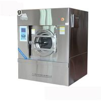 30kg XGQ-F fully automatic industrial washer extractor