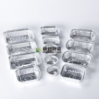 Various Sizes Aluminum foil containers for Kitchen Use thumbnail image