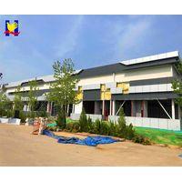 Manufacturer custom steel structure logistics center