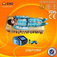 IHAP118G physical therapy far infrared with remote control and eyes massage thumbnail image
