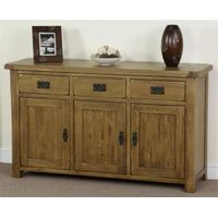 Wooden furniture, oak furniture, kitchen furniture, dinning room furniture: Sideboard (Side Cabinet)