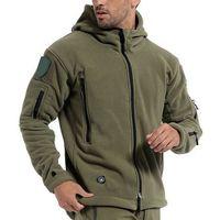 men's polar fleece jacket,Men's Fleece & Soft Shell jacket manufacture&supplier thumbnail image