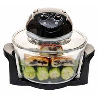 12L GS/CE/LVD/EMC/CB/ROHS certified Multifunctional Halogen Oven KM-809B