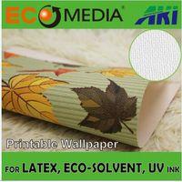 AKI 029 Canvas Texture Chinese design printable wallpaper