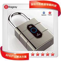 Padlock, Bluetooth lock, keyless lock, industrial lock