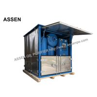 Double Stage Transformer Oil Purification System with Decompression Separation,Precise Filtration thumbnail image
