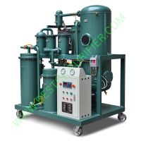 JUNSUN Series TYA High Performance Hydraulic Oil Filtration Machine | Purification Plant
