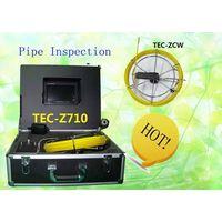 Long Used Pipe and Wall Inspection Camera Sewer Drain Camera TEC-Z710 thumbnail image