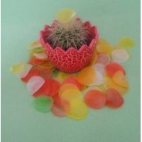 Colorful prawn cracker