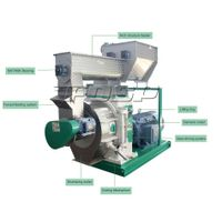 pellet machine for wood with low price thumbnail image