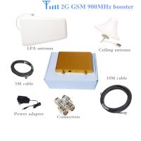 Hot selling cell phone signal repeater 900 mhz signal repeater cellural signal repeater with low pri