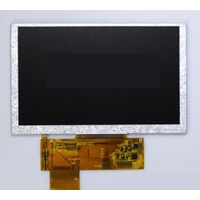 5.0 Inch TFT LCD Display Module with touch panel screen