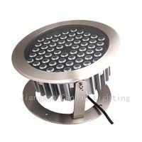 Outdoor Under Water Waterproof Swimming Pool DMX512 LED Underwater Fountain Light 24W 36W 48W 60W