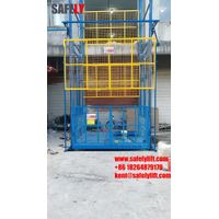 hydraulic goods elevator from China safely lift thumbnail image