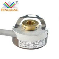 Hengxiang Ultra-Thin Servo Motor Encoder With diameter 35mm Thickness 18mm ABZUVW Phase