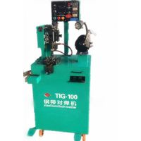Type TIG-100 TIG steel belt butt welding machine