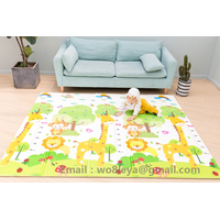 Chenxi baby crawling mats/toddler floor mat/play gym mat/animal play mat